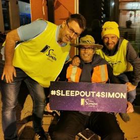 Sleep Out for Galway Simon