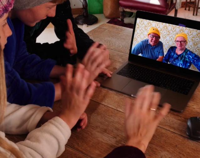 Sleep Out for Simon goes virtual