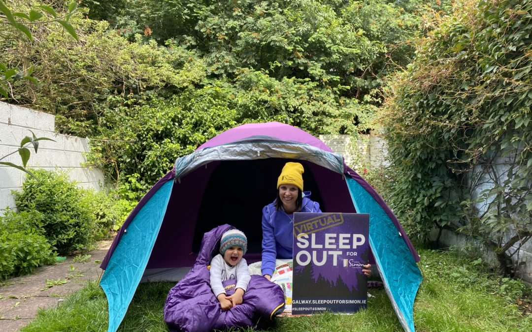 Sleep Out for Simon aims to prevent homelessness across the West