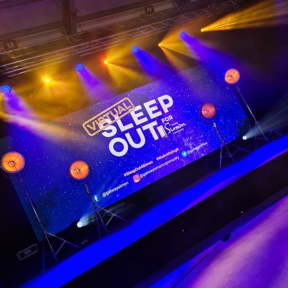 Sleep Out Studio